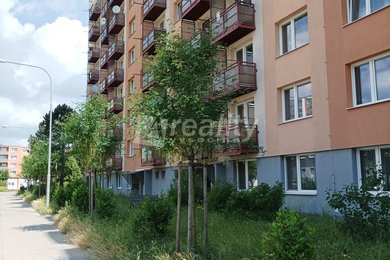 Prodej byt 3+1 s balkonem, Třebíč, Horka-Domky, Ev.č.: 01192