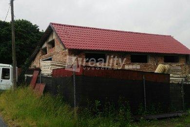 Prodej rodinného domu/chalupy, Drahoňov u Těmic, okr. Pelhřimov, Ev.č.: 01195