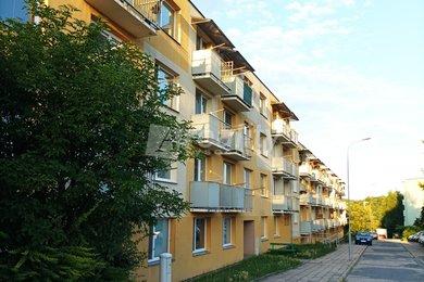 Pronájem bytu 1+1, 33 m2, Náměšť nad Oslavou, Ev.č.: 01196