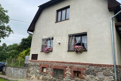 Prodej rodinný dům na pozemku 2434 m2, Zruč nad Sázavou - Želivec, Ev.č.: 01204