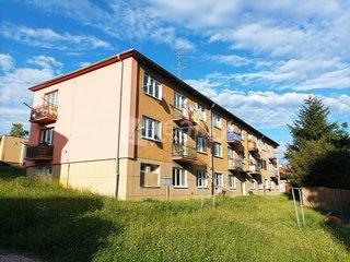 Pronájem bytu 2+1 s balkonem, Náměšť nad Oslavou