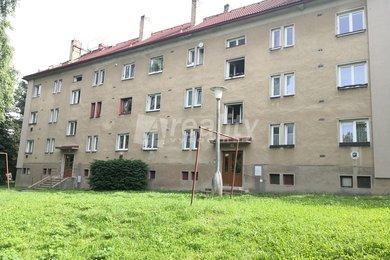 Prodej cihlového bytu 2+1, Jihlava, ulice Ladova, Ev.č.: 01207