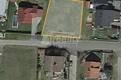 Prodej pozemku pro bydlení 750m² - Malšice, Ev.č.: 01209