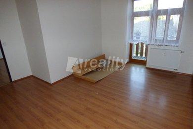 Pronájem mezonetového bytu 3+kk s 2 balkony, 94 m2, Náměšť nad Oslavou, Ev.č.: 01244