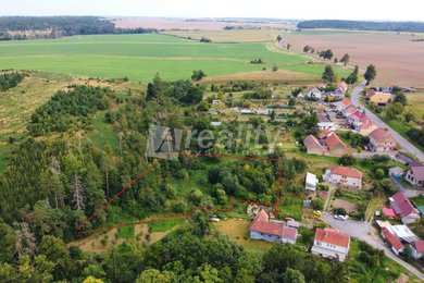 Prodej stavebního pozemku, Biskupice, Ev.č.: 01271