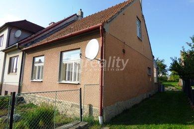 Prodej rodinného domu 2+1 se zahradou, 915 m2, Velká Bíteš, Ev.č.: 01275