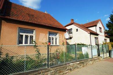 Prodej rodinný dům se zahradou, 915 m2, Velká Bíteš, Ev.č.: 01275