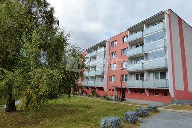 Prodej bytu 2+1 s prostornou lodžií, Náměšť nad Oslavou, Ev.č.: 01295