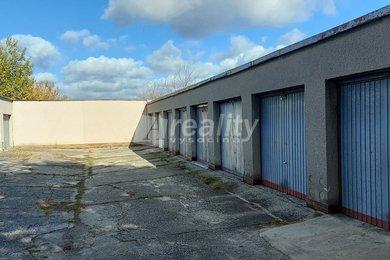 Prodej garáže 18m² - Tábor, Pražské Sídliště, Ev.č.: 01303
