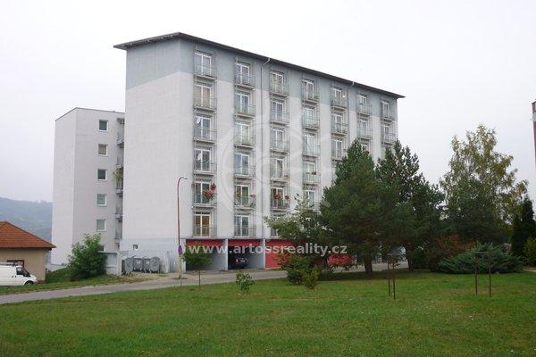 Pronájem, byt 1+kk, Okružní, Blansko, 38 m²