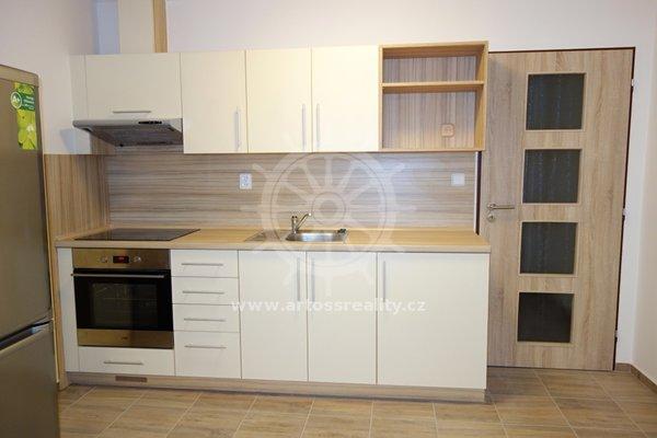 (834) Pronájem novostavby bytu 1+kk, 35 m² - ul. Mostecká, Brno - Husovice