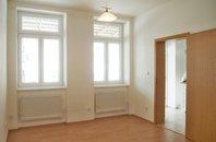 Pronájem bytu 1+1 s terasou a možností garážového stání, Brno - Královo Pole, ul. Palackého, UP 25 m2