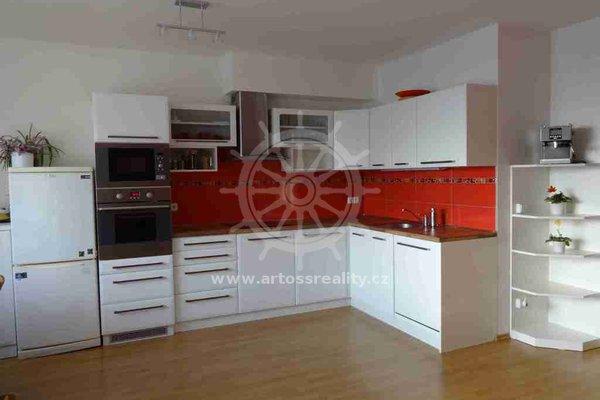 Prodej novostavby bytu OV 4+kk  o CP 96 m2 s garáží , Brno Bystrc