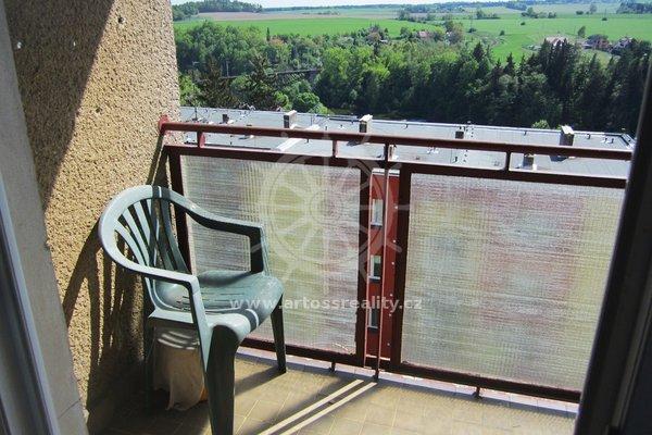 Prodej útulného bytu OV  1+1 o CP 39 m2 + lodžie ul.Budějovická,Tábor