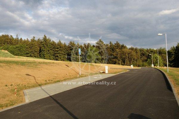 Prodej, Pozemek pro bydlení, Blansko, CP 1054 m2