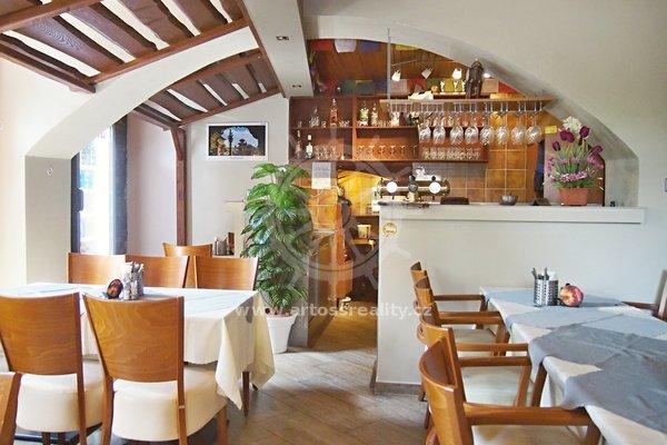 Převod restaurace a dalšího nebytového prostoru, Brno, ul. Pionýská, UP 131 m²