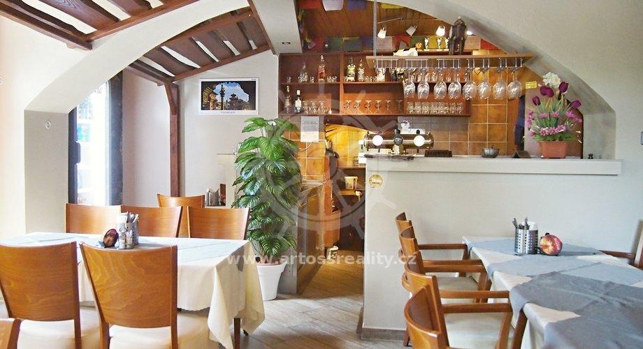 Nebytový prostor Brno, Pionýrská ul. - restaurace