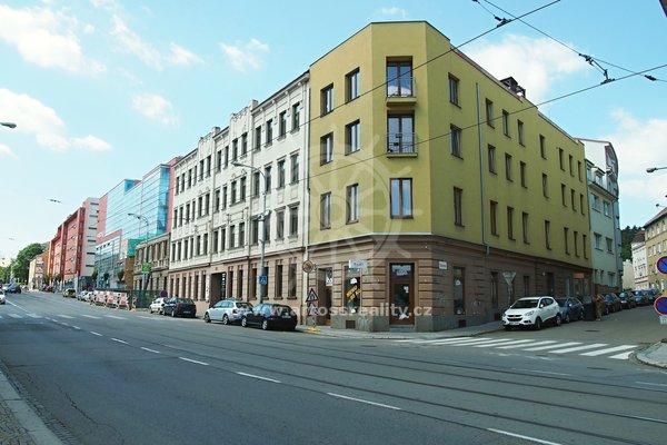 Prodej restaurace, baru a dalšího nebytového prostoru, Brno, Vídeňská ul., UP 209 m²