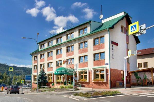 Prodej hotelu s restaurací, Nádražní, Blansko, CP 1380 m²