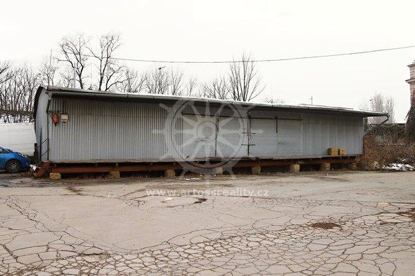 Pronájem skladu s nakládací rampou, Brno - střed, ul. Masná, CP  279 m²