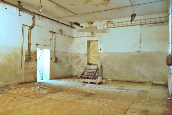 Pronájem skladu, Brno-Střed, ul. Masná, UP 102 m²
