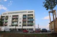 Pronájem, Byt 1+kk, UP 33 m² - Šlapanice, ul. Brněnská Pole