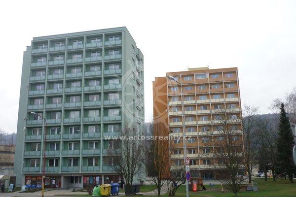 Prodej, byt 3+1, ulice Bezručova, Blansko, centrum města, CP 83m²