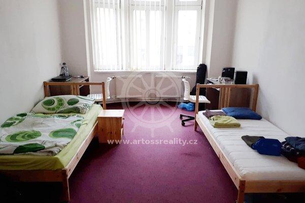 (P05-4) Pronájem, vybavený pokoj pro 1 nebo 2 osoby, Brno - Královo pole, ul. Palackého třída, UP 22 m2
