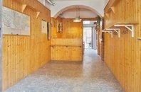 Pronájem obchodního prostoru, Brno-střed, Hybešova ul., UP 24 m²