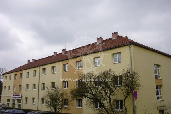 Pronájem, byt 2+kk, ulice Chelčického, Blansko, CP 30,40 m²