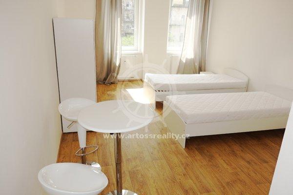 (205B) Pronájem nového vybaveného bytu 1+1 v centru Brna, ul. Bratislavská, UP 38 m2