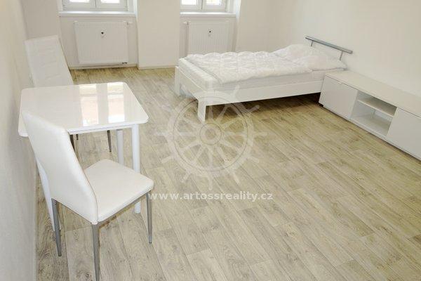 (304A) Pronájem, Novostavba Bytu 1+kk, 36 m² - Brno - Zábrdovice, ul. Bratislavská
