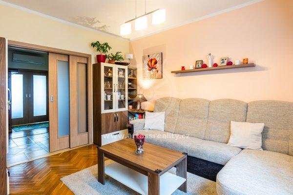 Prodej, Bytu Židlochovice, 3+kk, CP 74m²