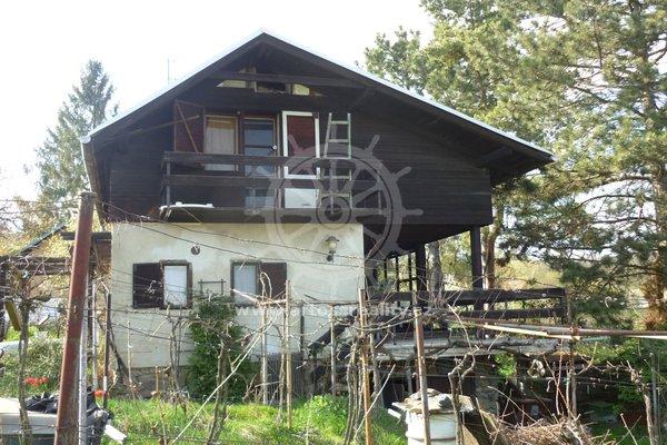 Prodej, chata se zahradou a vinným sklepem, obec Želešice, CP 90 m²