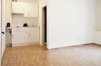 Pronájem bytu 1+kk, Brno-střed, ul. Vodní, UP 20 m²