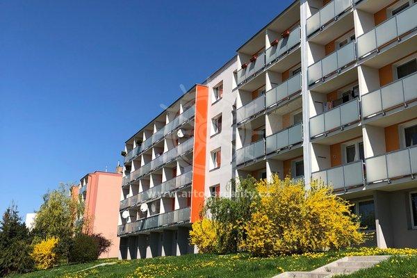 Pronájem, byt 2+1, Kamnářská, Blansko, sídliště Zborovce, CP 62 m²