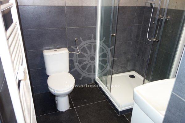(103A) Pronájem krásného vybaveného bytu 1+kk v centru Brna, ul. Bratislavská, UP 36 m2