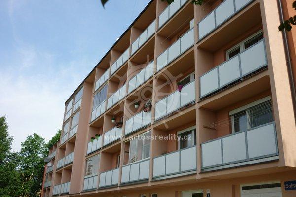 Prodej, byt 3+1, ulice Salmova, Blansko, sídliště Sever, CP 75m²