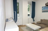Pronájem novostavby vybaveného bytu 1+kk, 29m², Brno - Zábrdovice, ul. Bratislavská