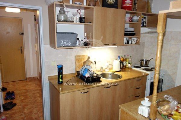 Pronájem, Byty 2+kk s malým pokojem nebo šatnou, 50m², Brno - Černá Pole, Třída generála Píky
