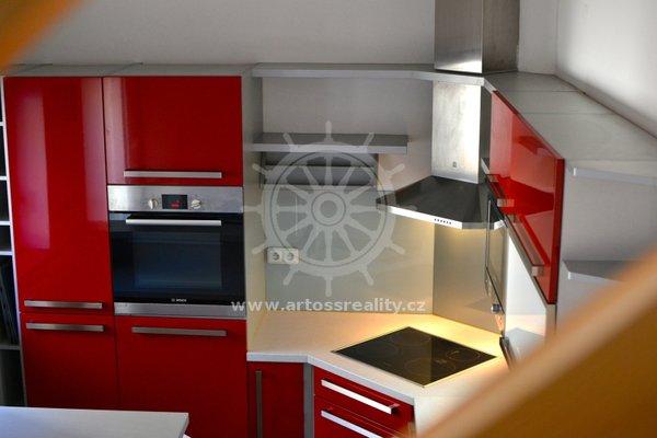 Prodej rodinného domu 4+kk na ul. Podhorní, Brno Líšeň, ZP 128 m2