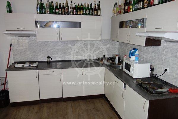 (P05-3) Pronájem vybavený pokoj pro 1-2 osoby, Brno - Královo pole, ul. Palackého třída, UP 16 m2