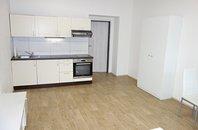 (404A) Pronájem, novostavba, Vybavený Byt 1+kk, 33 m² - Brno - Zábrdovice, ul. Bratislavská