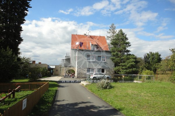 Prodej vily, pobytová odlehčovací služba, CP 1002m² - Babice nad Svitavou