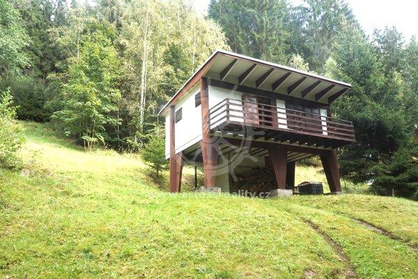 Prodej Chaty s vlastním pozemkem, CP 398m² - Svojanov