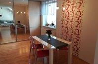 Prodej mezonetového bytu v OV o dispozici  3+kk - 76m² + 4m² balkon + garáž přímo v domě 17m² - Šlapanice - ulice Švehlova