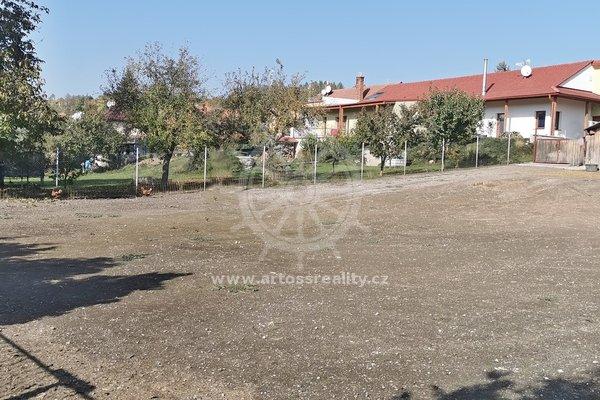 Prodej stavebního pozemku v Hostěnicích, okr. Brno-venkov, CP 952m²