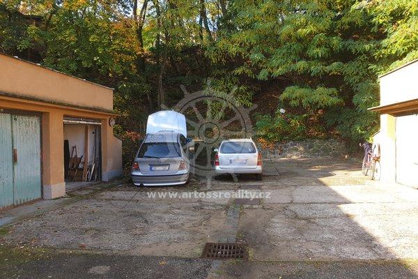 Prodej garáže, 22m² - Brno - Štýřice, ul. Strž