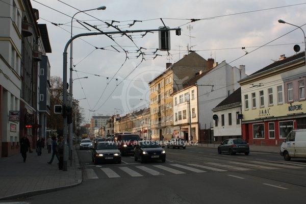Pronájem obchodního prostoru, 116m², Brno - Královo Pole, Palackého třída
