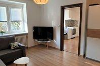 Pronájem cihlového bytu 1+1, 30 m², po rekonstrukci - Blansko, ul. 9. května